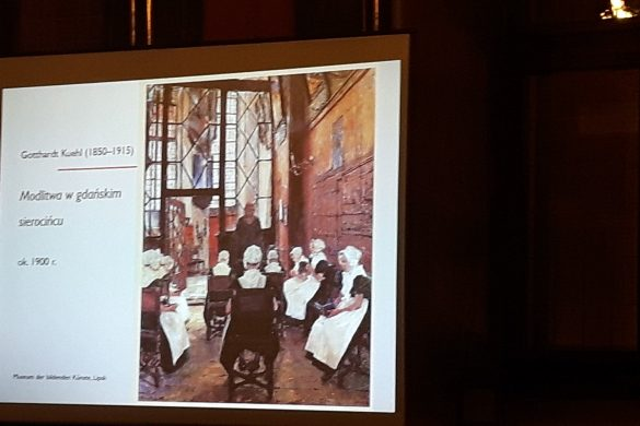 Wykład dr J. Dargacza<br />o&nbsp;gdańskim Domu<br />Dobroczynności