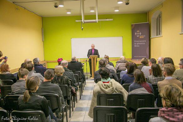 Wykład<br />bpaprof.M.Hintza<br />wDominikańskiej Szkole Wiary