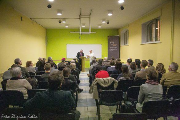 Wykład<br />bpa&nbsp;prof.&nbsp;M.&nbsp;Hintza<br />w&nbsp;Dominikańskiej Szkole Wiary