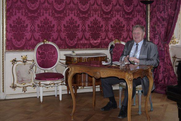 """Wykład prof. Tadeusza Stegnera """"Ewangelicy w Trójmieście po 1945 roku"""""""