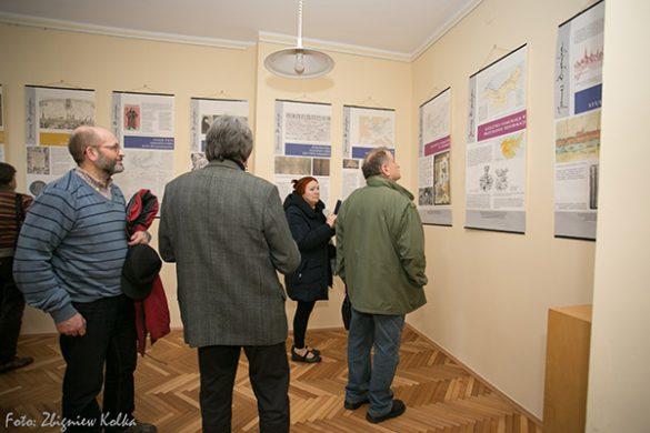Otwarcie wystawy o Janie Bugenhagenie<br />wKaszubskim Forum Kultury wGdyni<br />26kwietnia 2017 r.