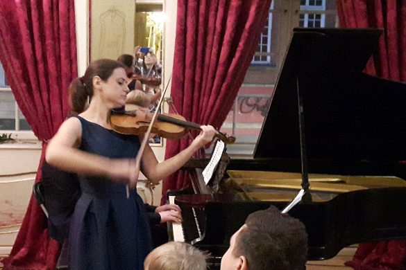 """""""Das wohltemperierte klavier"""" – koncert z cyklu """"W Salonie Uphagenów. Muzyka tradycji ewangelickiej w Gdańsku"""""""