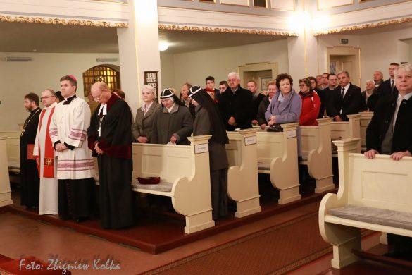 Uroczyste nabożeństwo z okazji Jubileuszu 500-lecia Reformacji