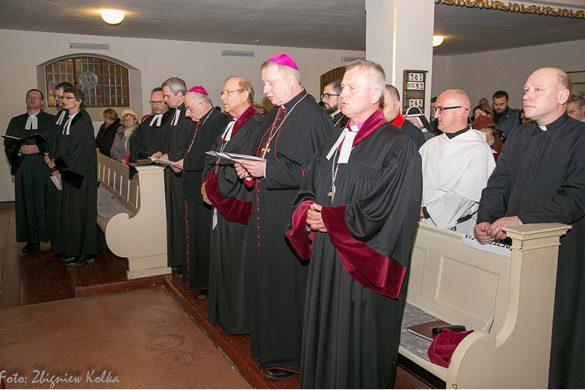 Uroczystość rozpoczęcia Jublieuszu 500-lecia Reformacji