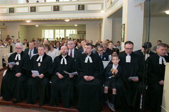 Uroczyste Nabożeństwo Głównych Obchodów Jubileuszu 500-lecia Reformacji w Diecezji Pomorsko-Wielkopolskiej